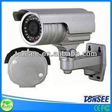 "1/3"" High Sensitivity Sensor 800TVL 360 degree cctv camera 2.8-12mm Manual Zoom Lens"