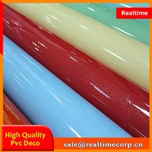 pvc panel membrane press rigid wood grain black pvc plastic sheets