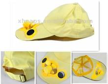 cotton cooling solar fan hat