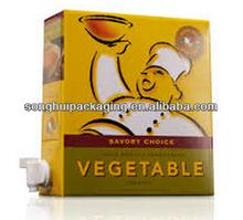 cooking oil packaging bag/plastic oil bag/oil bag in box