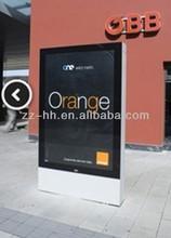scrolling advertising rotating light box billboard