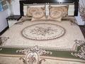 Chenille cubierta de cama y colcha y juego de tapas de cama