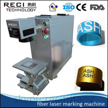 In stock fiber laser marking machine delivery within 3 days