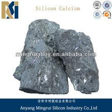 de silicio de calcio msds de hierro para la planta de fundición