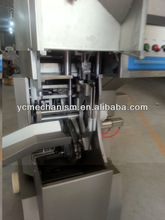 clipping machine for bag sealing with aluminum wire or poly clip