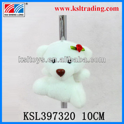 funny cheap bear keychain wholesale