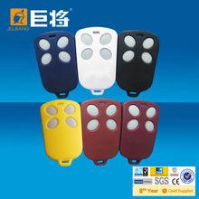 Multi4 Garage Door Remote Control, Gate Control Duplicator Adjustable Frequency