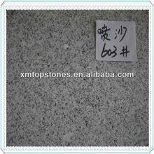 Natural Stone G603 Sandblasted