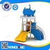 Used indoor children playground equipment