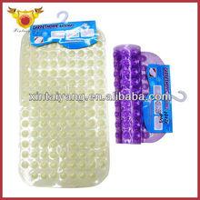 Plastic Waterproof Anti-slip Bath Shower Mat