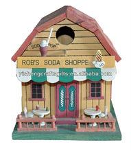 wood crafts bird house