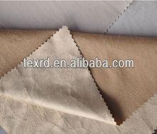 2014 New Fashion New Design Warp Knitting Suede Fabric