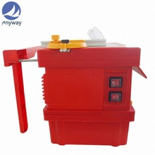 Convenient to carry diamond wire saw cutting machine dust-free