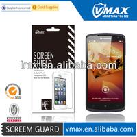 Factory Price Anti-glare screen protective film for Lenovo s920 oem/odm (Anti-Glare)