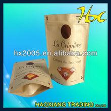 kraft paper bag tea packing coffee bag food pcking bag