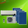 Solar de refrigeración de aire acondicionado, 100% dc 48v, 12000 soalr btu acondicionador de aire
