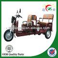 alta qualidade motor a gasolina da motocicleta triciclo