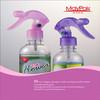 Plastic mini trigger sprayers for air freshener bottles