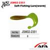 live worm bibi /soft fishing lure(worm)/wholesale JSM02-2351
