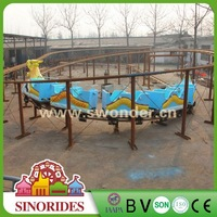 children amusement equipment inflatable slide dragon