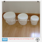 2L plastic bucket/drum/barrel with handle