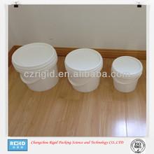 2L plastic bucket/drum/barrel with handle