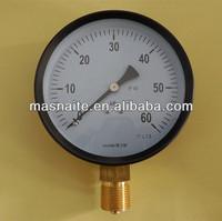 low price durable dry differential pressure gauge manometer
