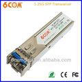 2 4 de fibra sfp ethernet convertidor de los medios de comunicación