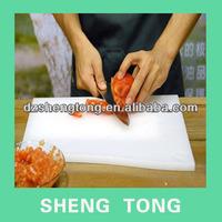 Customized shape UHMWPE/HDPE kitchen board