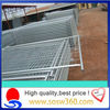high quality temporary metal fence panels(professional manufacturer,best price and good quality)