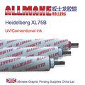 xl75b heidelberg de impresión de rodillo de la prensa