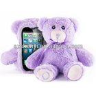 Lavender Scent Bear Plush Smart Phone Case