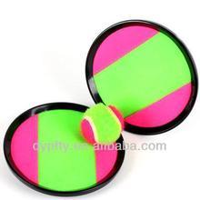 beach velcro catch ball game/velcro catch ball