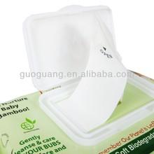 Eco-friendly flushable wet wipes