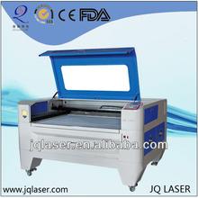 Couper soie tissu CO2 laser machine pour vetement industrie/ CO2 machine laser fabricant chercher distributeur en Europe
