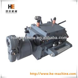 CNC servo motor driver straightener coil feeder and uncoiler model