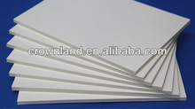2014 best selling 1-20mm thick pvc flexible plastic sheet for 4.8ft