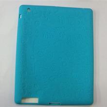 Cute pattern design fancy case for ipad 3 made in Shenzhen