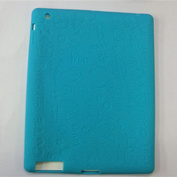 Cute pattern design fancy case for ipad 3 made in Shenzhen
