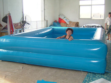 Newest water game equipment inflatable baby swimming pool on sale