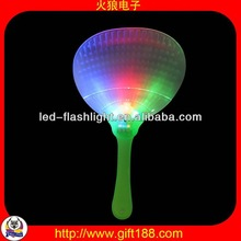 LED business giveaways new product elegant wedding gifts LED Fan led decorative light