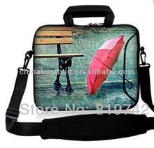 Romantic Shoulder Bag Neoprene Laptop Messenger Bag
