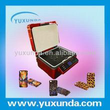 yuxunda self developped, quality well controlled ID mini 3D vacuum sublimation machine