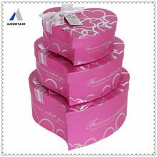 Mountain High Quality Fashion Custom Paper folding heart shape