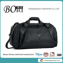 600d large capacity travel trolley bag duffle bag