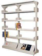 2014 di alta qualità moderna unexpensive acciaio libreria bookshelf
