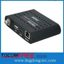 Maxfly receptor de satélite digital i928 tocomfree iks livre para Nagra3