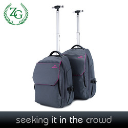 Rolling Backpack smart luggage