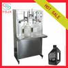 Semi-auto motor oil filling machine for vegetable oil/ engine oil
