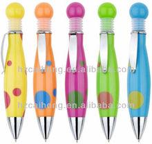 promotional pen fancy shape lovely outlook bowling ball pen CH-6192
